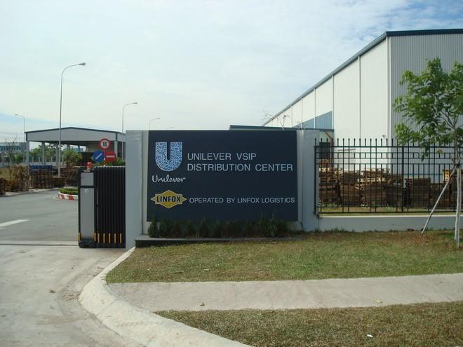 Dự án nhà máy Unilever Bắc Ninh